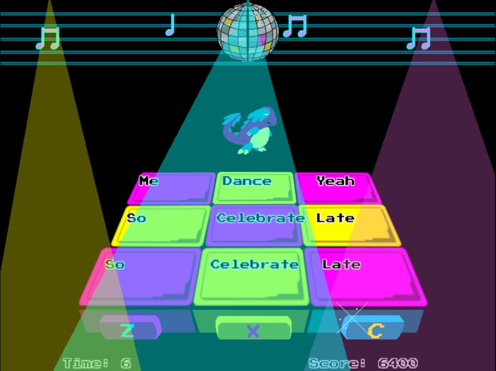 Jurassic Jams Dance
